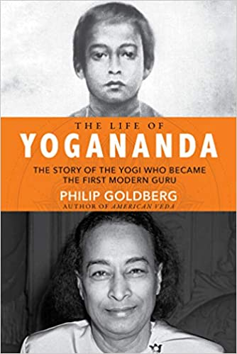 The Life of Yogananda book cover