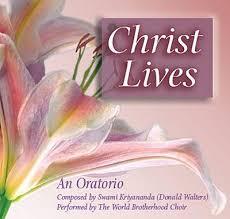Christ Lives CD cover