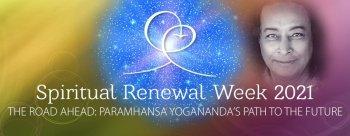 Spiritual Renewal Week 2021