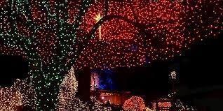 Christmas Lights at The Grotto
