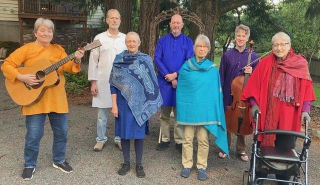 Ananda Portland Choir